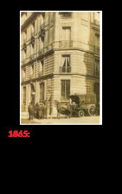 Mobilier Scolar crearea editiilor Delagrave la 15 rue Soufflot a Paris