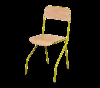 Mobilier scolar scaun elevi matheo cu sistem de asezat pe masa
